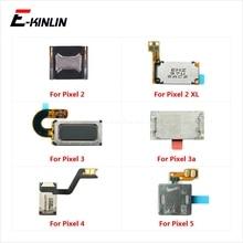 Новая гарнитура наушники лучшие Динамик Приемник звука гибкий кабель для Google Pixel 2 3 3a 4 4a XL 5 5G
