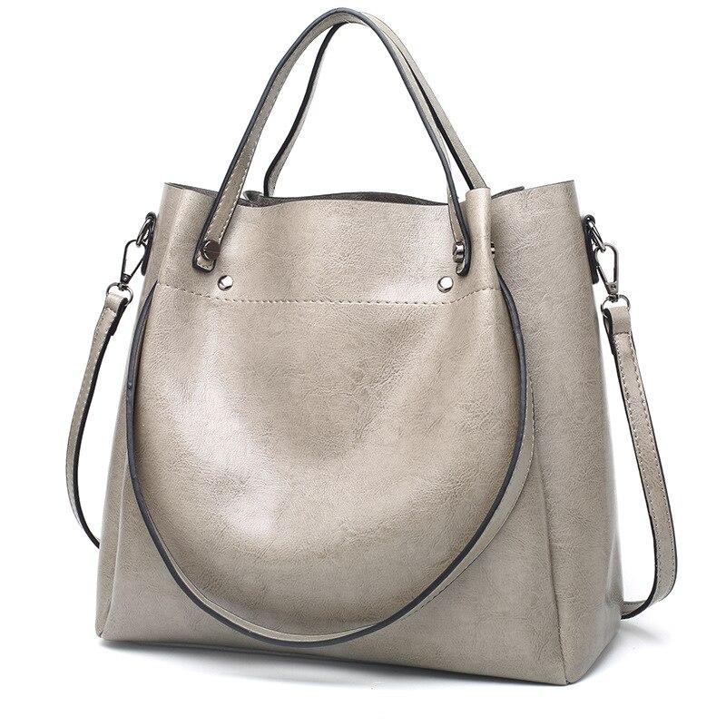 Women's Genuine Leather Handbag Large Leather Designer Big Tote Bags for Women Handbags Luxury Shoulder Bag Famous Brand C1279