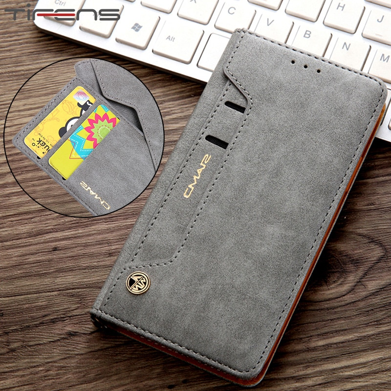 Luxury Wallet Flip Cover For Samsung S20 FE Note20 Ultra Magnetic Leather Case For Galaxy S8 S9 S10