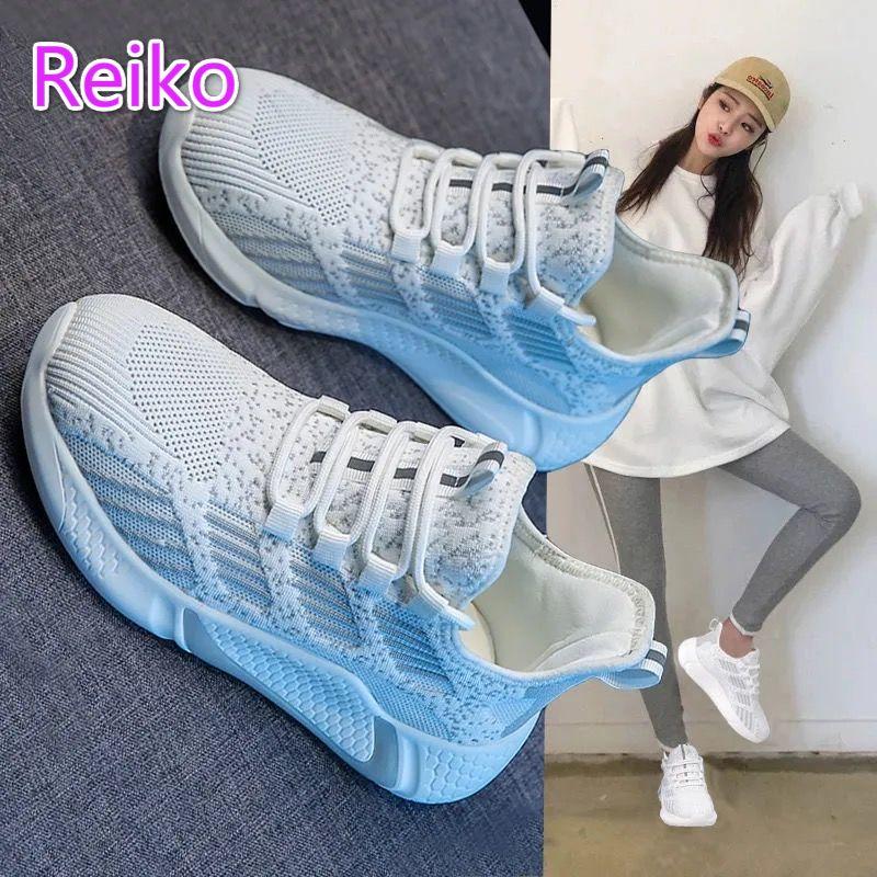 Кроссовки женские универсальные на толстой подошве, модная обувь для отдыха, универсальные интернет-кроссовки, весна-осень