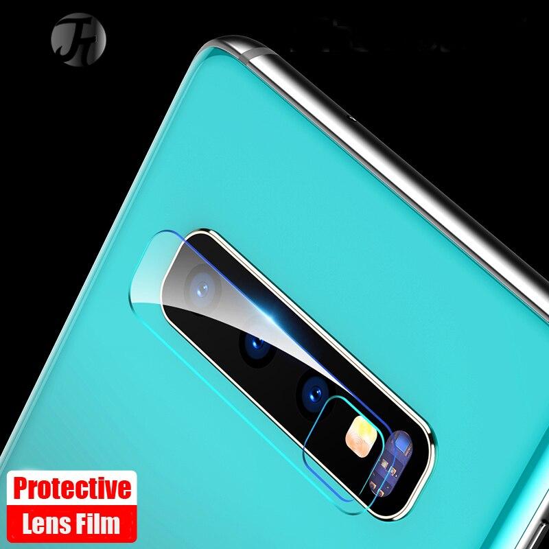 Terug Camera Lens Screen Protector Voor Samsung Galaxy S10 S9 S8 Plus S7 Glas Voor Samsung S10 S10E 5G s7 Rand S9 Protector Film