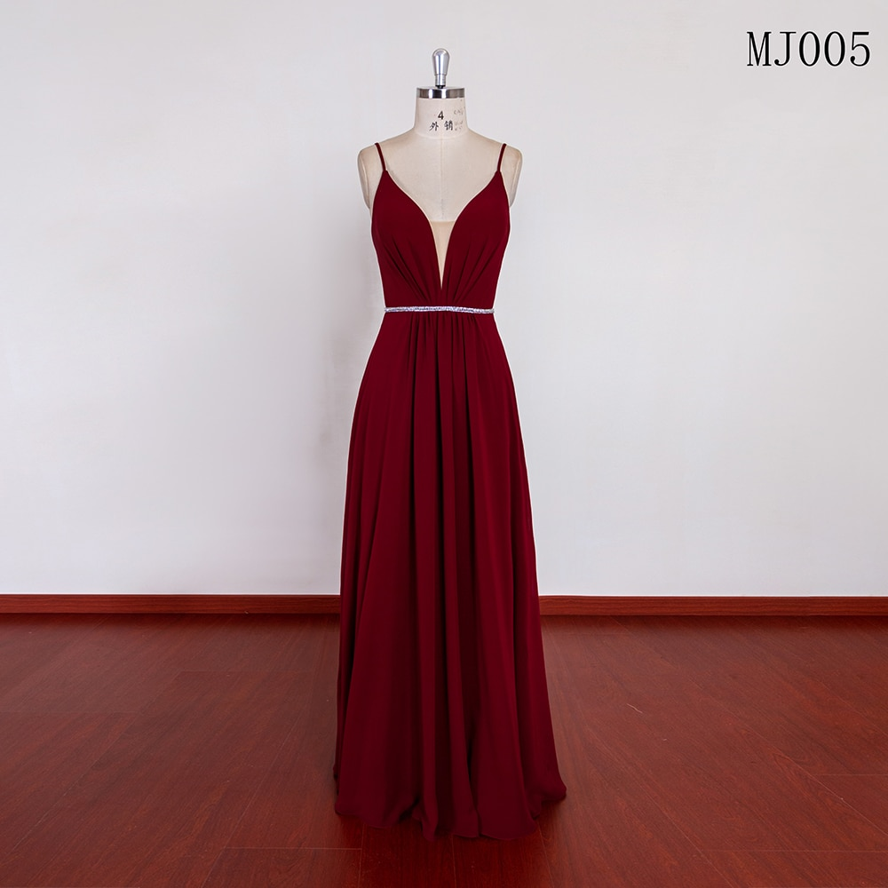 Beautybridal Luxury Bridesmaid Dress MJ005