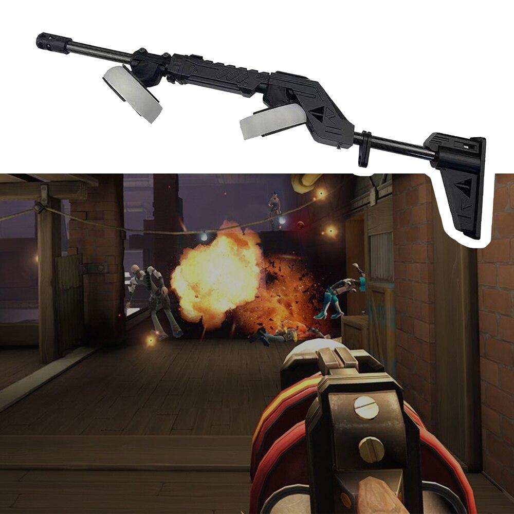 بندقية مغناطيسية لمنصة التحكم كوة كويست 2 ، حامل محسّن لتجربة الألعاب قبضة لملحقات كوة كويست 2