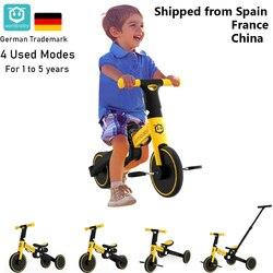 Велосипед 4 в 1 от Uonibaby
