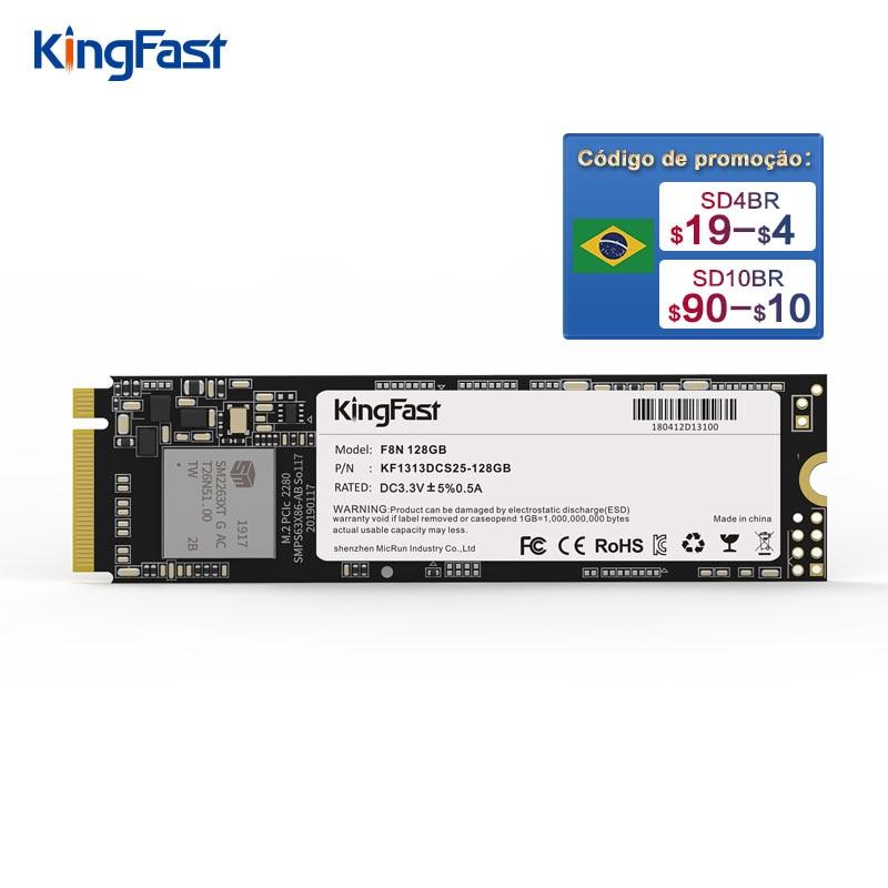 كينج فاست SSD m2 NVME 128GB 256GB 512GB 1 تيرا بايت محرك الحالة الصلبة M.2 SSD NVME PCIE 2280 قرص صلب داخلي HDD لأجهزة الكمبيوتر المحمول سطح المكتب