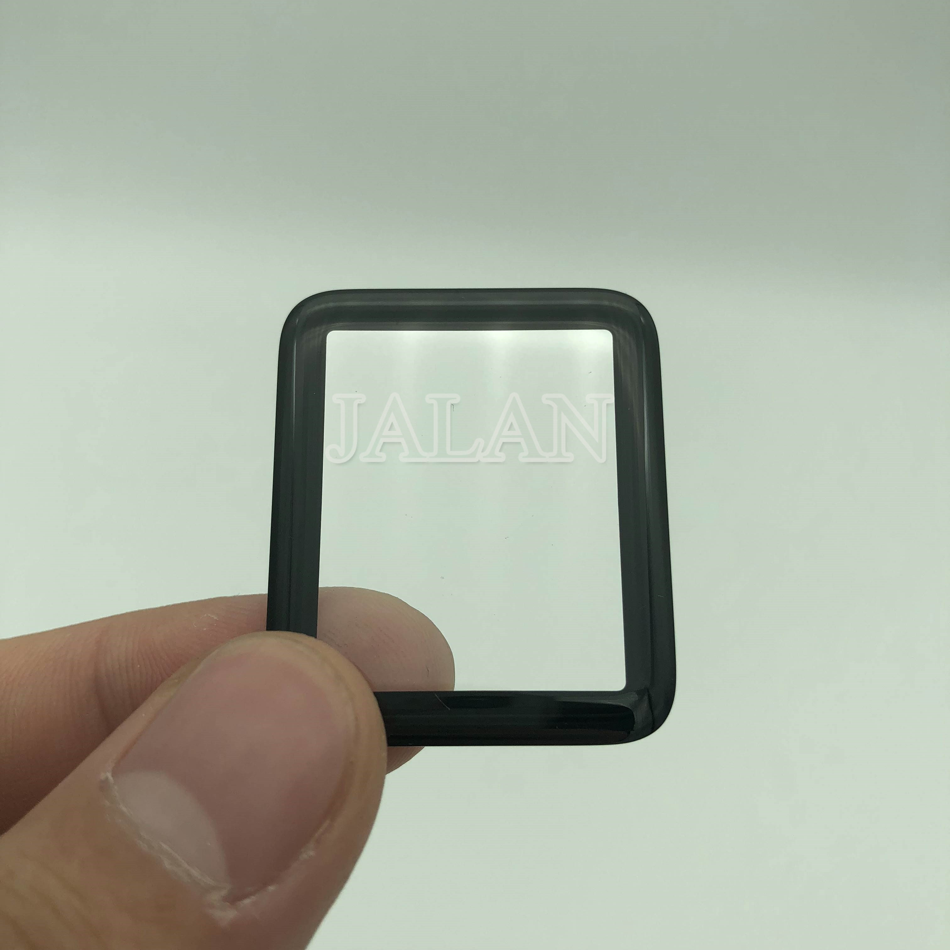 Reloj de pantalla frontal de vidrio s5 s4 40mm/44mm s3 s2 s1 38mm/42mm Reparación de repuesto digitalizador de pantalla de vidrio