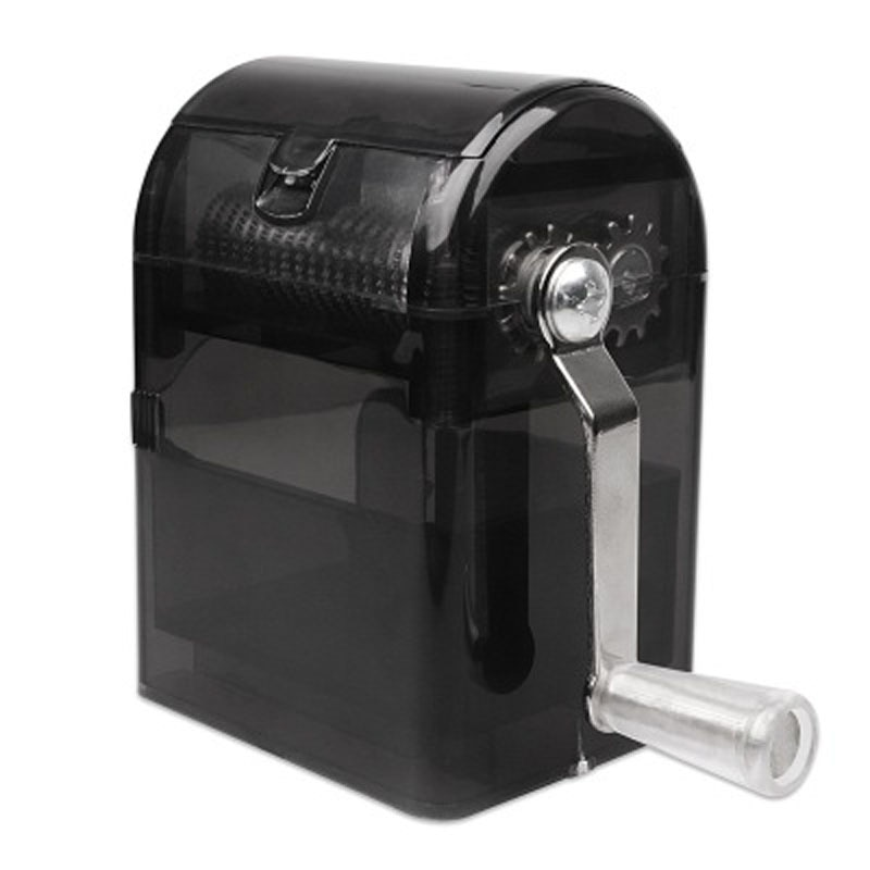 Trituradora de hojas de tabaco de corte pequeño de plástico para el hogar trituradora de tabaco de doble propósito trituradora de hojas de tabaco trituradoras de tabaco