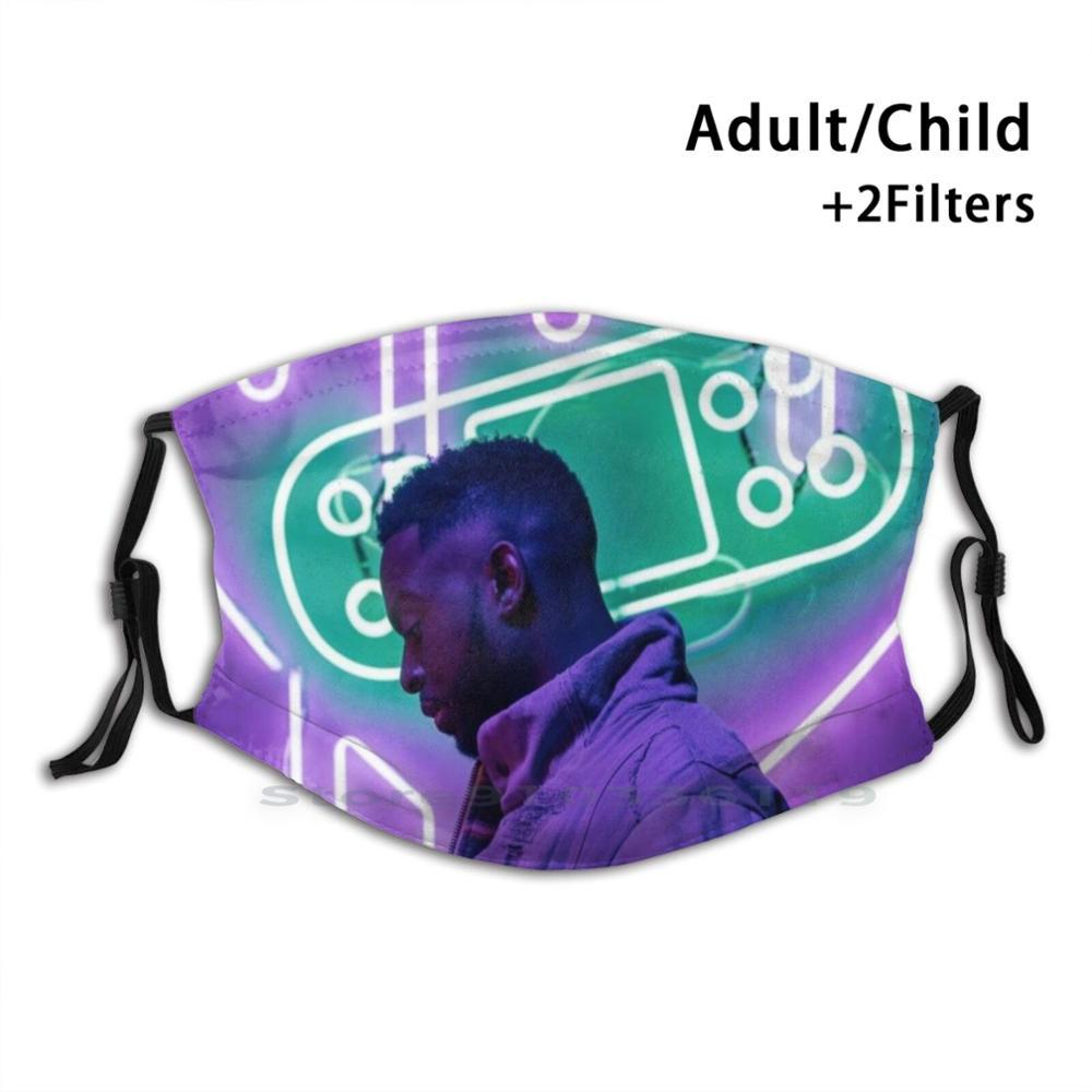 Dadju adultos niños lavable máscara facial divertida con filtro Dadju veneno antídoto...