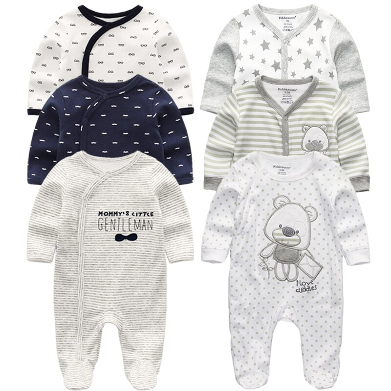 Для новорожденных зимняя одежда 2/комплект одежды для мальчиков из 3 предметов Комбинезоны для девочек одежда с длинными рукавами roupas infantis menino для детей комбинезоны для девочек костюмы|baby girl romper spring|autumn baby rompersbaby rompers | АлиЭкспресс