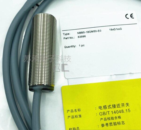 NBB5-18GM50-A0 NBB5-18GM50-A2 NBB5-18GM50-E0 NBB5-18GM50-E2 NBB5-18GM40-Z0 sensor do interruptor de proximidade local