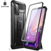 supcase for samsung galaxy s20 5g case 2020 release ub pro full body holster cover with built in screen protector kickstand