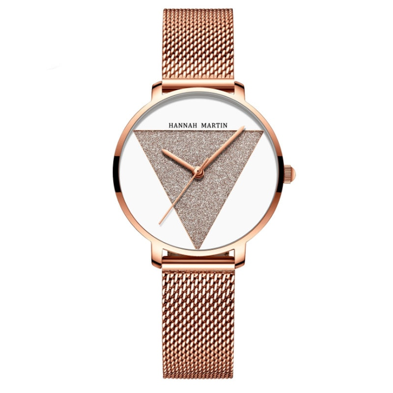 Ultra-thin Simple Waterproof Fashion Milan Mesh Belt Women's Watch Luxury Brand Ladies Quartz Wrist Watch Elegant Clock Reloj enlarge