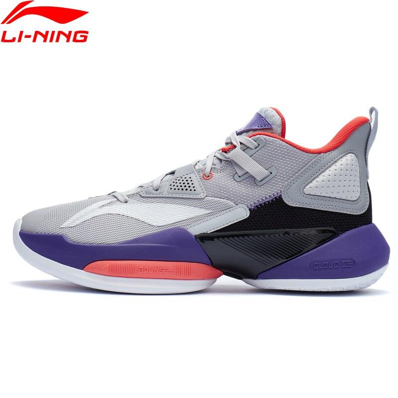 Li-Ning Men Power VIII On Court Basketball Shoes Power8 PROBAR LOC Wearable LiNing CLOUD BOUNSE+ Sport Shoes Sneakers ABPR035