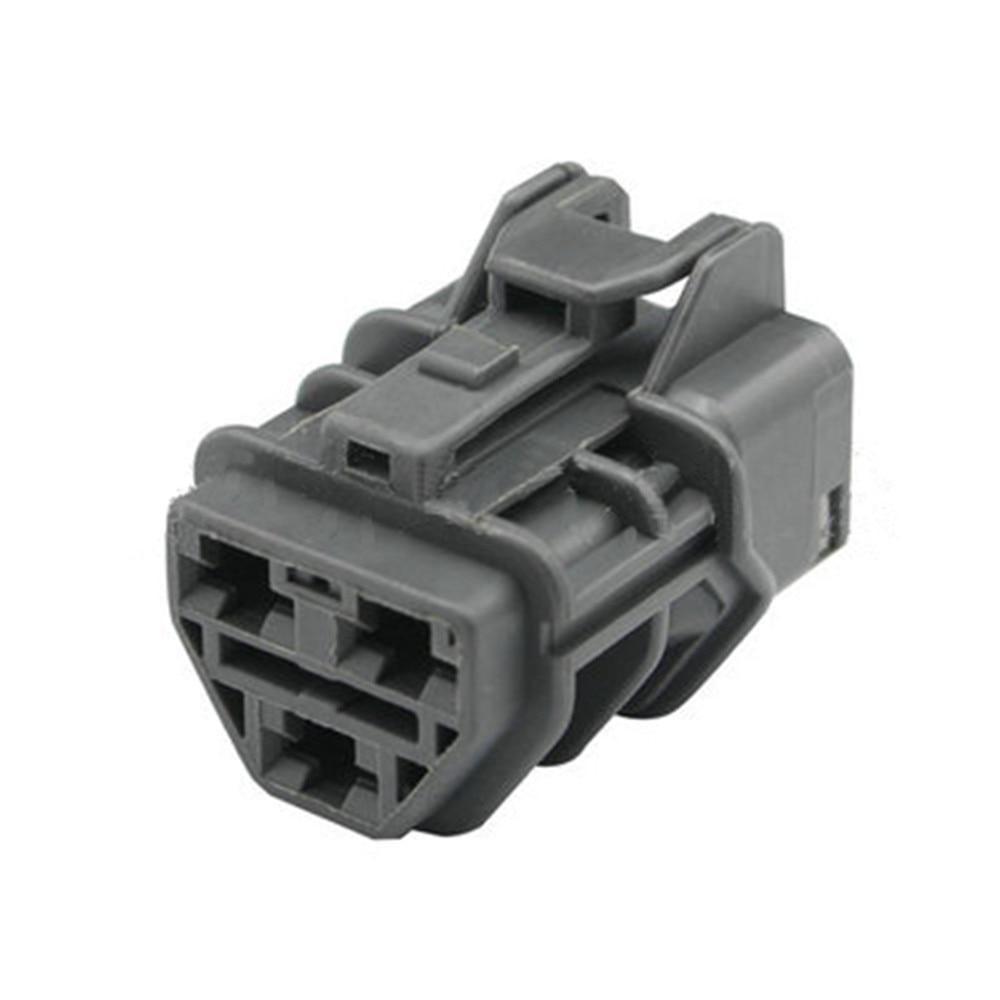 5/10sets 3pin أنثى مقاوم للماء السيارات الكهربائية الأسلاك تسخير موصل 7123-6234-40