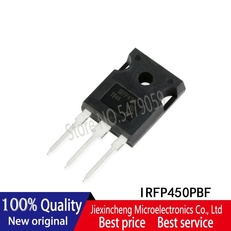 Irfp450pbf irfp450 irfpc50pbf irfpc50 mosfet TO-247 efeito de campo transistor novo original