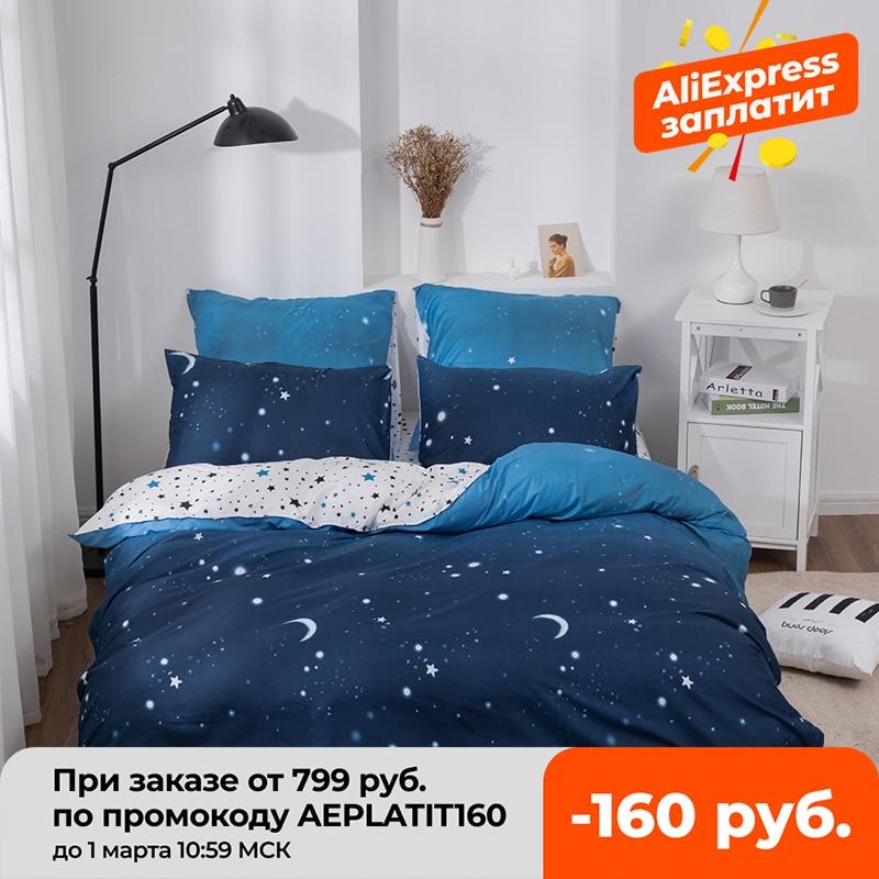 Alanna X-ALL baskılı katı nevresim takımı s ev yatak seti nevresim takımı 4-7 adet yüksek kalite güzel desen yıldız ağacı çiçek