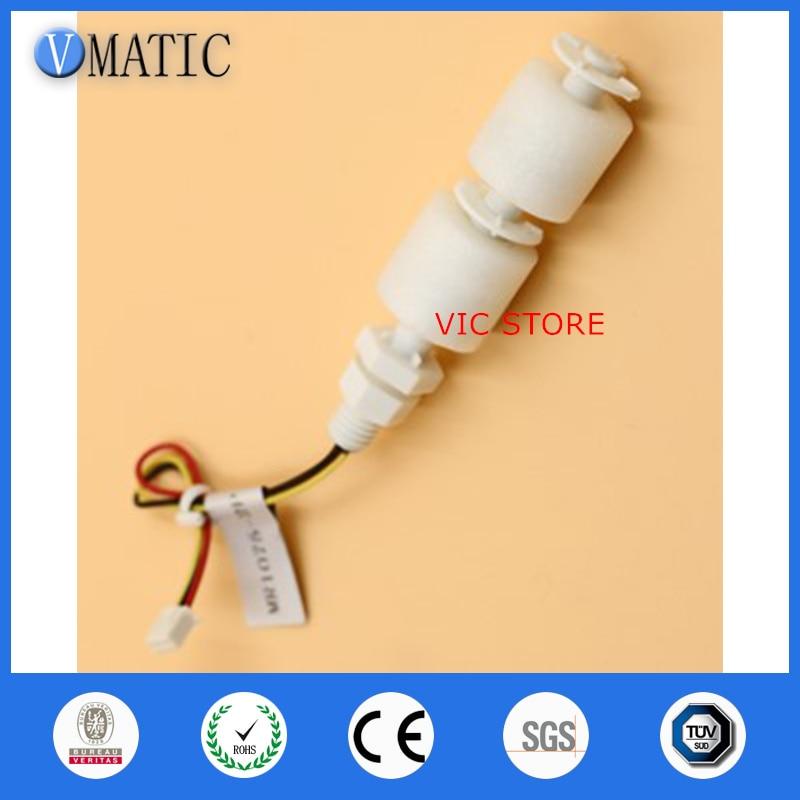 عالية الجودة Vc1075-2P مفارقة الإسكان السائل تعويم مفاتيح مستويين مفتاح مستشعر مستوى المياه