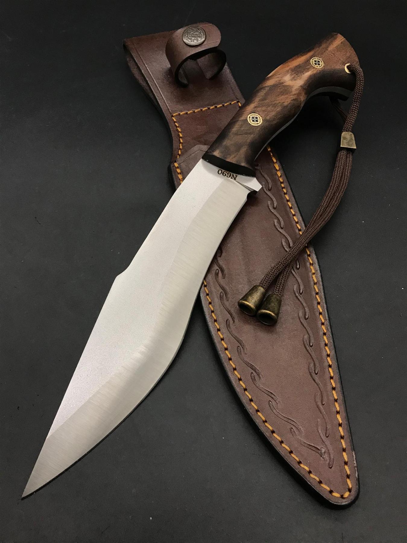 BOHLER N690 Camping Knife BB44-3
