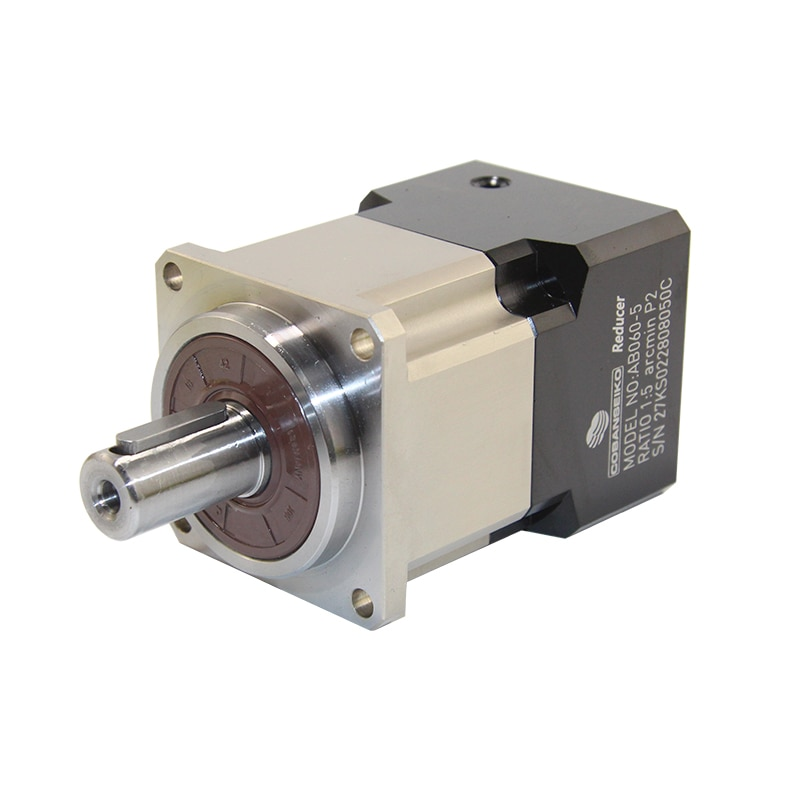 عالية الدقة روبوت المخفض الدقة مقلل سرعة التروس يمكن أن تكون مجهزة 200400 واط محرك معزز نموذج: AB060-4-S2-P2