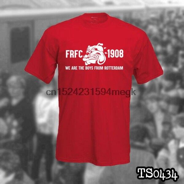 FEYENOORD HOOLIGANS ULTRAS WE ARE THE BOYS футболка