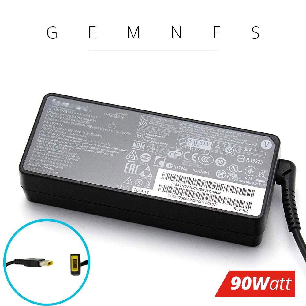 Оригинальный блок питания 90 Вт для Lenovo ThinkPad T570 S440 G500S E531 S531 X230S G505 IdeaPad U430P 720S-15 330-15, зарядное устройство для ноутбука