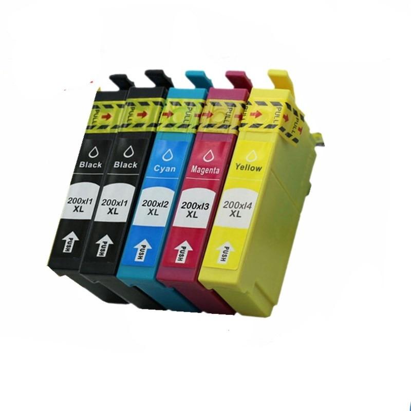 T200 T2001 T200XL1 200XL T200XL Ink Cartridges Cartridge For WF-2520 WF-2530 WF-2540 XP-200 XP-300 XP-400 XP- 310 410