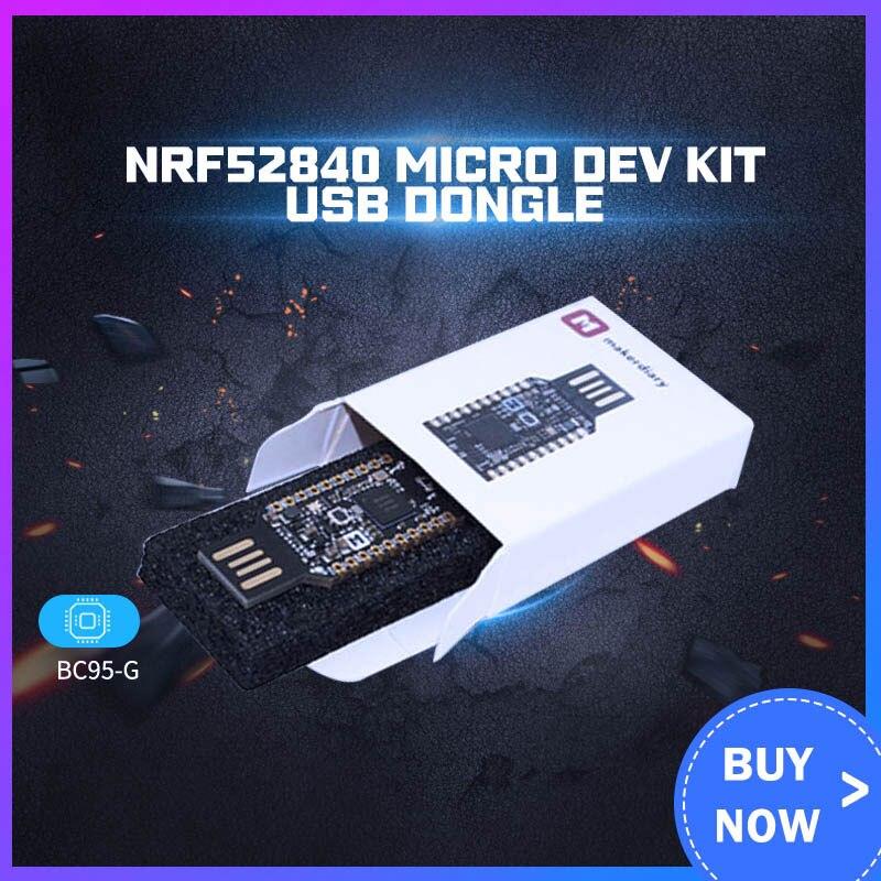 Neue! nRF52840 Micro Dev Kit USB Dongle
