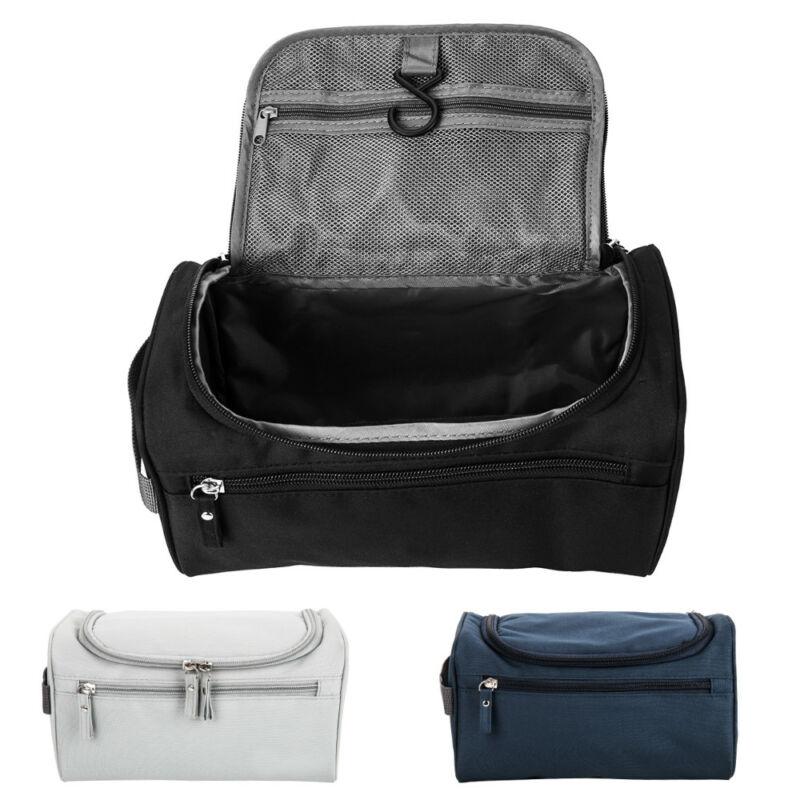 Multifunctional Cosmetic Bag Women Men Travel Make Up Necessaries Organizer Zipper Makeup Case Pouch Toiletry Kit Bags Dropship