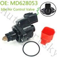Part # MD628053 E9T15271C MD614282 2H1086 Throttle Idle Air Control Stepper Motor For Mitsubishi 3000GT Pajero Montero 2 II 6G72