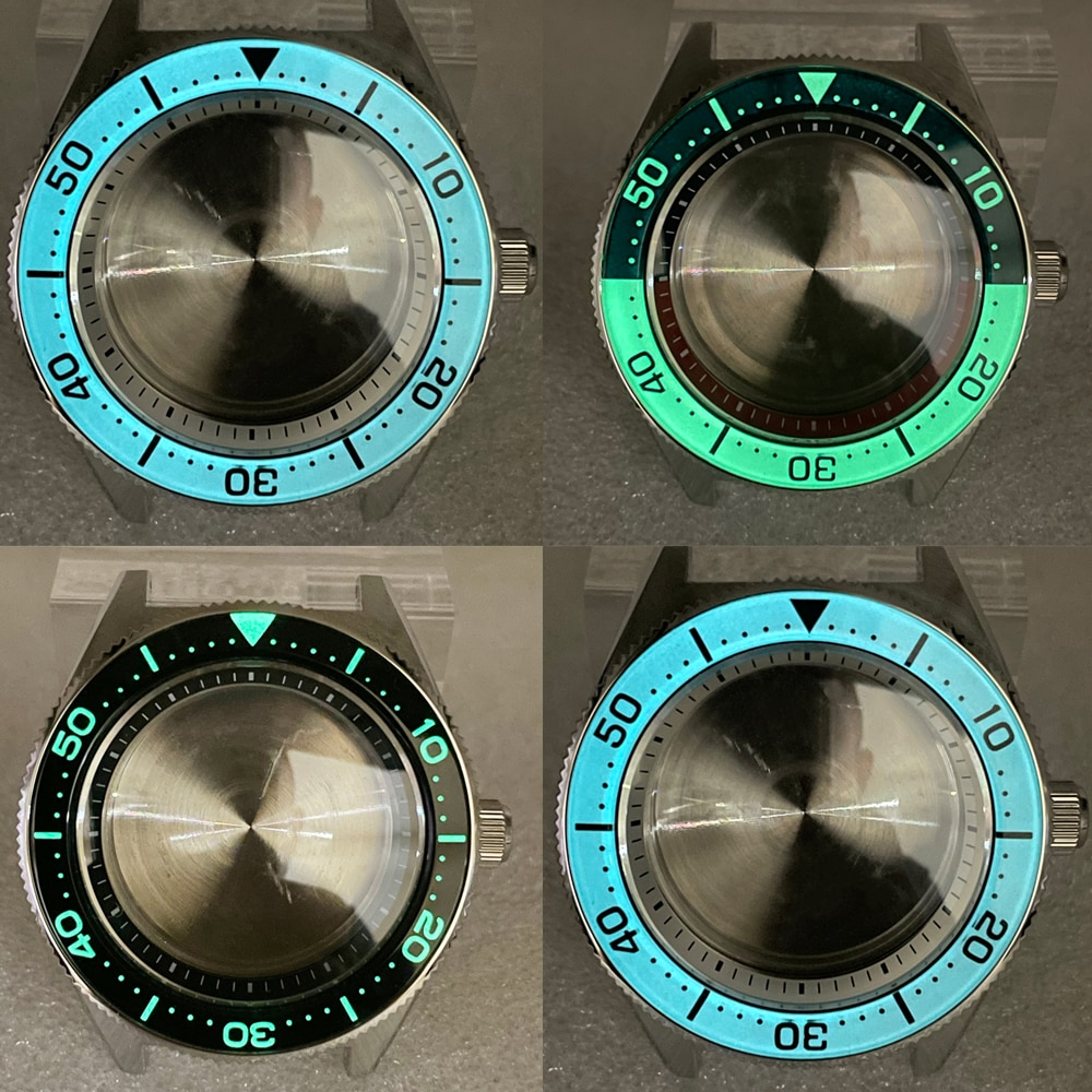 For Seiko SBDC053 Small 62MAS Watch Case NH35/NH36/4R/6R movement Sapphire Crystal Professional Diving Watch 200M Waterproof enlarge