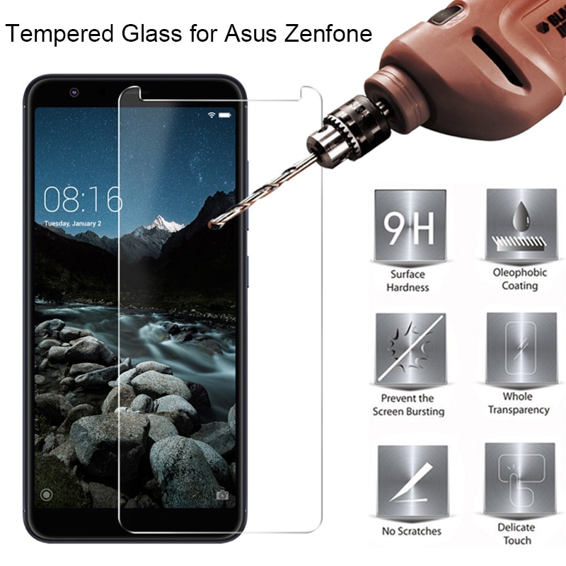 9H vidrio Protector para Asus ZB570TL ZB601KL ZC451TG ZC500TG Protector de pantalla...