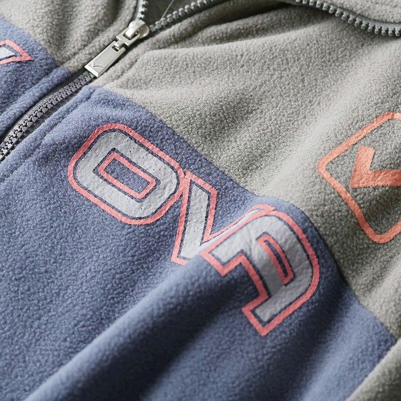 Мужчины% 27 пижамы зима полярный флис дом движение сервис костюм Можно носить на улице
