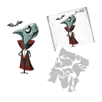 the count colorize monster metal cutting die scrapbook embossed paper card album craft template cut die stencils 2021 new