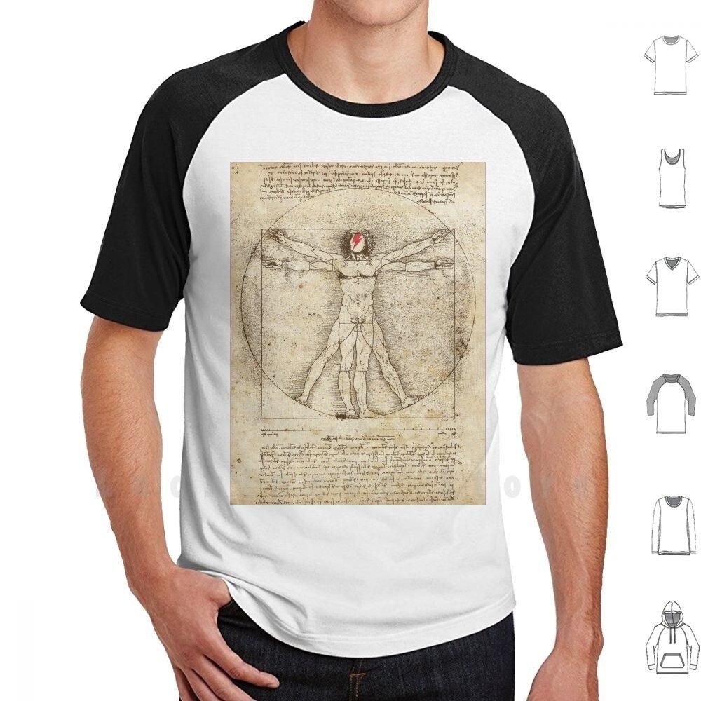 Da Vinci X Ziggy #2 T Shirt Große Größe 100% Baumwolle Da Vinci David Classic Rock Rock N Roll rock Und Roll Rock Musik Musik