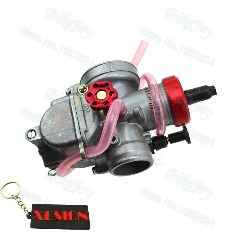 Nuevo carburador de carrera de 28mm Keihin PE28 carburador para ATV Quad Motor de tierra moto Scooter motocicleta Motocross