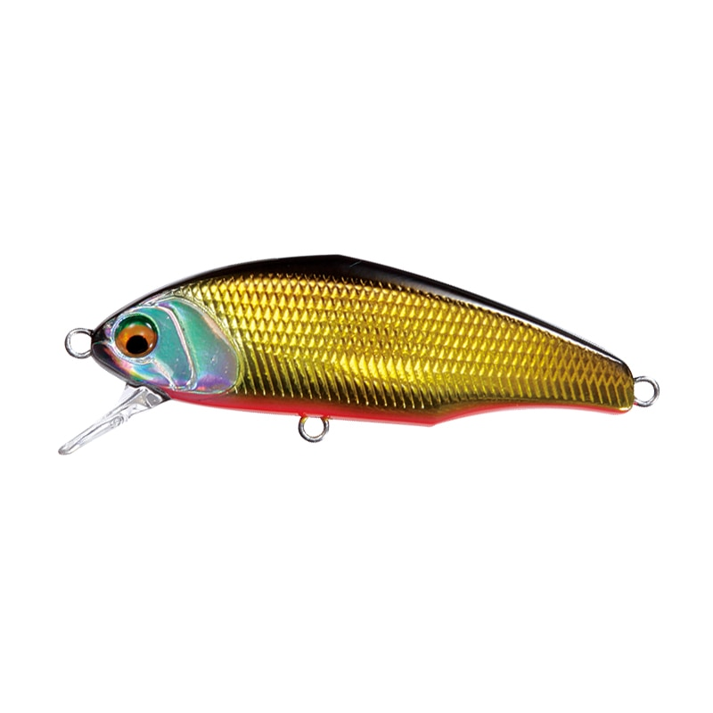 Artificial Baits For Bass Perch Pike Trout Wobbling Fishing Lure Sinking Minnow