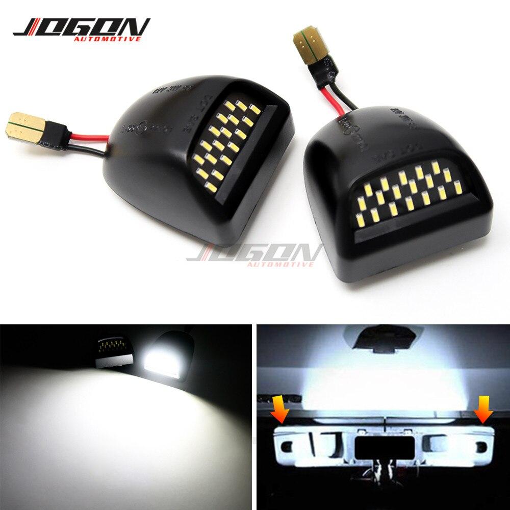 Car Rear Trunk License Braking Plate Light For Chevrolet Silverado Avalanche For GMC Sierra Yukon For Cadillac Escalade