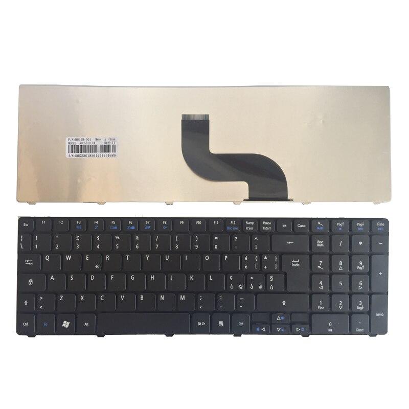 Lo teclado del ordenador portátil para Acer Aspire 5560G 7552G 7535G 7535G...