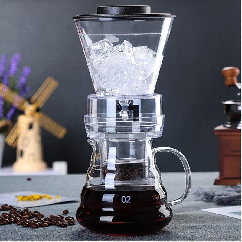 500ml de hielo reutilizable de café filtro herramientas de As major coffee...