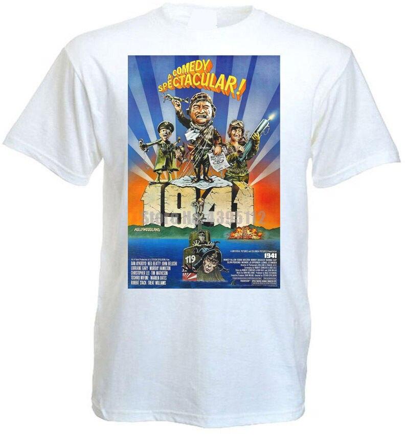 1941 V3 T-shirt Wit Poster Alle Maten S...5Xl