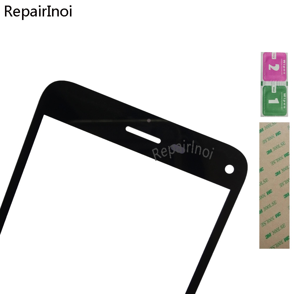 10Pieces/Lot 5.0'' Mobile Touch Screen For Venus 5580 Front Glass Touch Screen Sensor Lens Digitizer Panel Sensor Adhesive enlarge