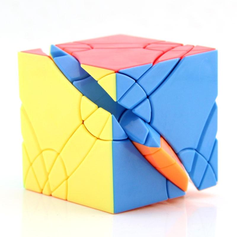 Juguetes de cubo de rueda de tiempo MoYu Axis para rompecabezas de niños y adultos juguetes educativos
