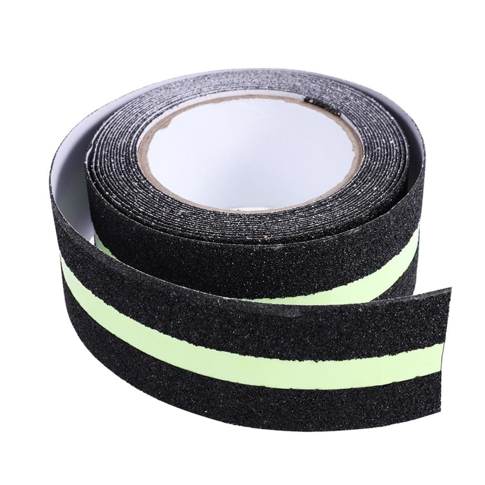 Frosted Surface Luminous Non-slip Tape Stair Sticker Non-slip Bathroom Tape
