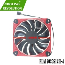 12025 PLA12025S12H-4 DC12V 0.36A 4Pin COOLING FAN for MSI TORX FAN
