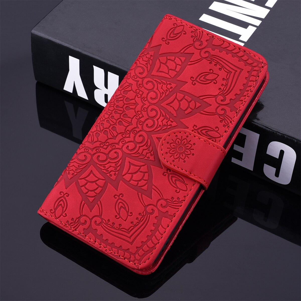 Для Xiaomi mi 9T Pro A3 A2 8 Lite 9 cc9 cc9e PocoPhone F1 кожаный чехол-книжка с цветком для Xiao mi 9 mi 9T mi 8 mi A2 Lite F1