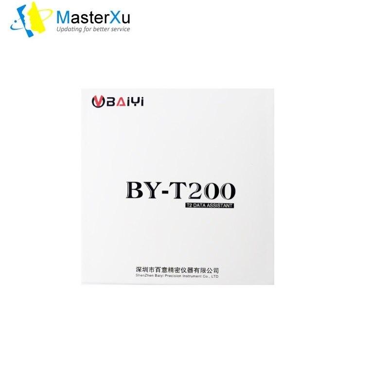 BY-T200 ماك بوك T2 رقاقة مساعد البيانات دعم T2 قراءة البيانات والكتابة النسخ الاحتياطي تغيير ماك بوك سلسلة رقم إصلاح لا تمهيد Repai