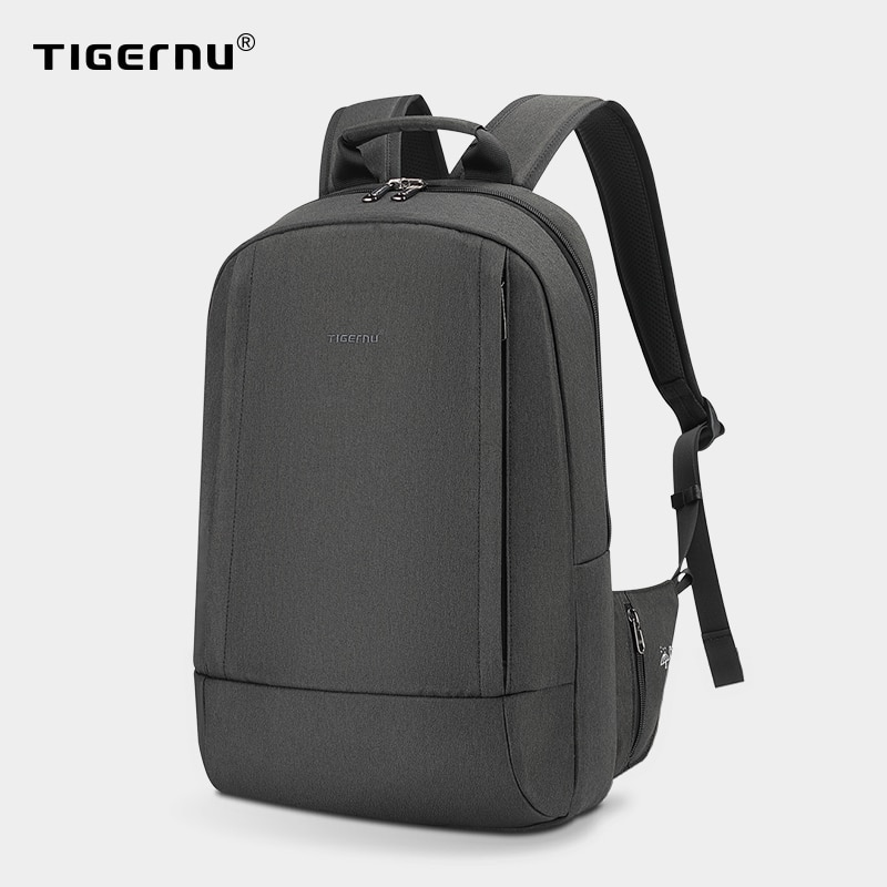 Tigernu-حقيبة ظهر مدرسية للرجال ، حقيبة ظهر عصرية للرجال ، مناسبة لتخزين كمبيوتر محمول مقاس 2021 بوصة ، نمط غير رسمي وخفيف الوزن ، 15.6