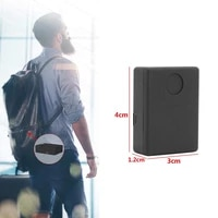 mini best n9 gsm listening surveillance device two way auto answer dial audio monitor listening device built in two mic