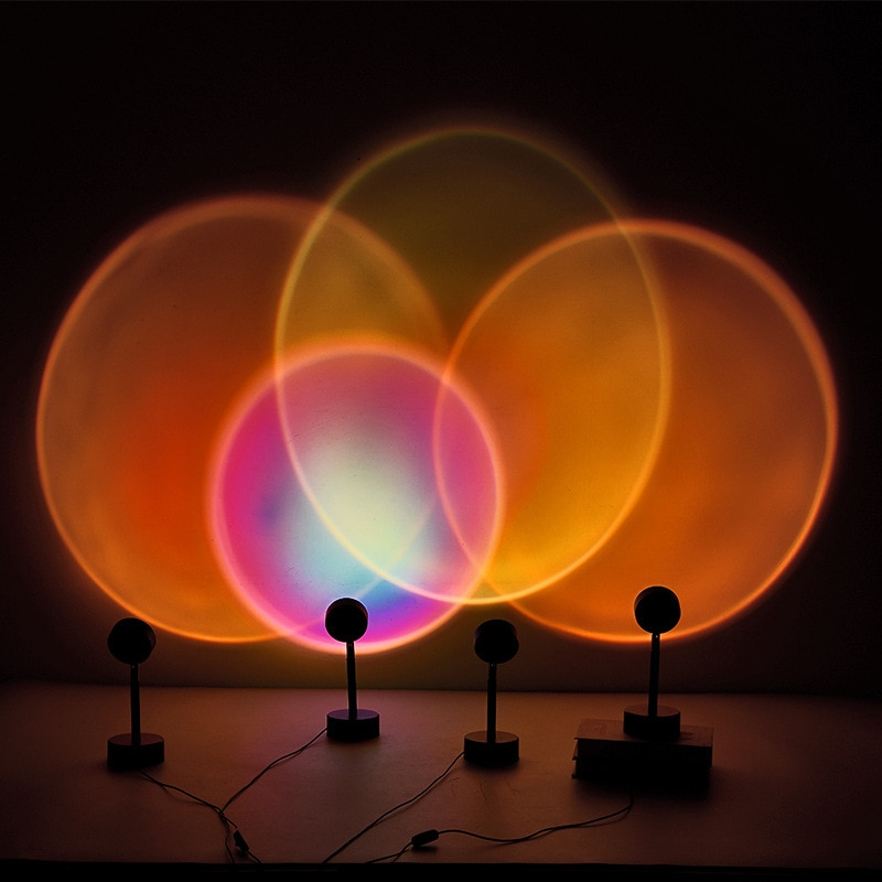 usb-sunset-lamp-rainbow-atmosphere-led-night-light-sunset-projector-lamp-camera-da-letto-decor-background-decorazione-domestica-lampada-colorata