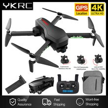 Drone X7 avec GPS, wi-fi 5G, caméra 4K HD, cardan 3 axes professionnel, Zoom ESC 50X, moteur sans balais, 30 Minutes de vol quadrirotor RC